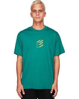 GRASS MENS CLOTHING ELEMENT TEES - EL-194017-GRS