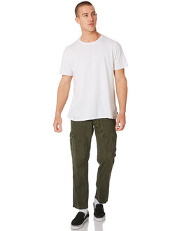 SURPLUS GREEN MENS CLOTHING THE PEOPLE VS PANTS - W19046SUGRN