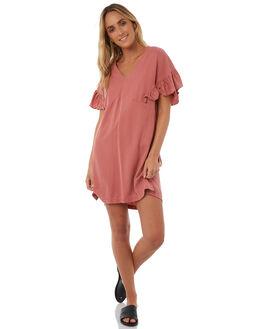 DESERT DUST WOMENS CLOTHING RUSTY DRESSES - DRL0902DDT