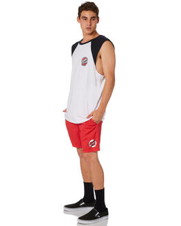 HOT SAUCE MENS CLOTHING SANTA CRUZ BOARDSHORTS - SC-MBC7611HOT