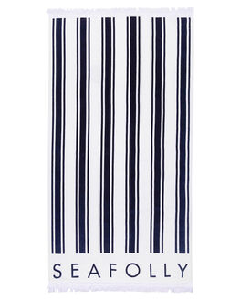 INDIGO WOMENS ACCESSORIES SEAFOLLY BEACH ACCESSORIES - 71585-TLIND