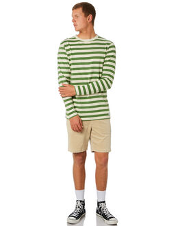 BASIL MENS CLOTHING BANKS JUMPERS - WFL0193BSL