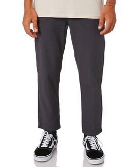 DARK GREY MENS CLOTHING RIP CURL PANTS - CPAEM11221