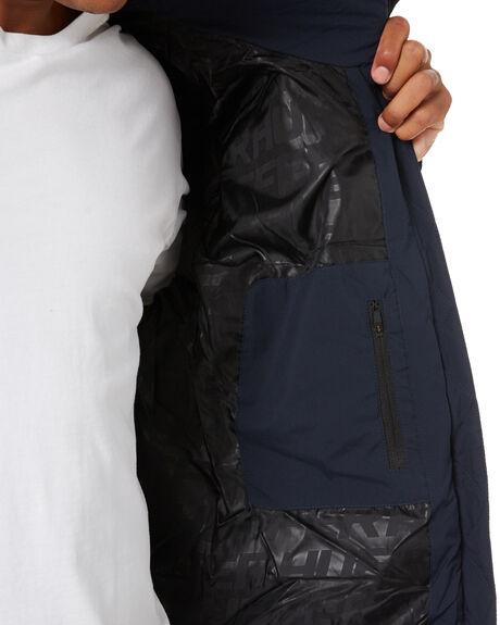 NAVY MENS CLOTHING HUFFER JACKETS - MDJA11S2202NVY
