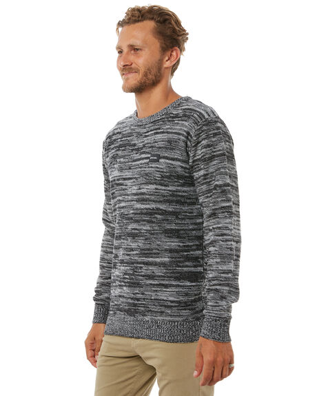 GREY MENS CLOTHING RIP CURL KNITS + CARDIGANS - CSWDS10080