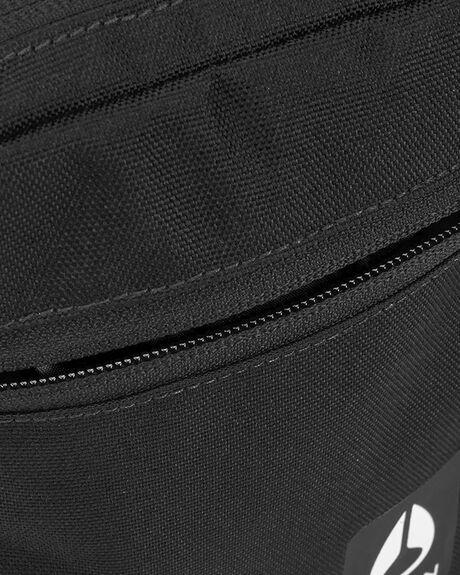 BLACK MENS ACCESSORIES NIXON BAGS + BACKPACKS - C3026-000