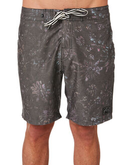 BLACK MENS CLOTHING RUSTY BOARDSHORTS - BSM1374BLK