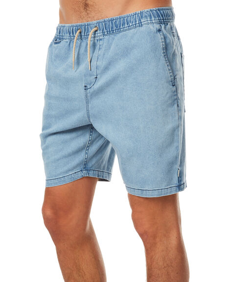 BLUE MENS CLOTHING RIP CURL SHORTS - CWAKD10070