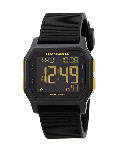 GOLD MENS ACCESSORIES RIP CURL WATCHES - A27010146