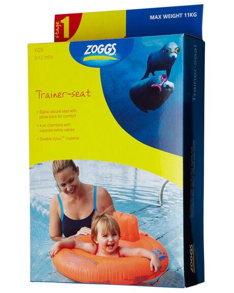 ORANGE KIDS BABY ZOGGS ACCESSORIES - 303212ORG