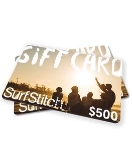500 GIFT CARDS  SURFSTITCH  - SUMMERGIFT500