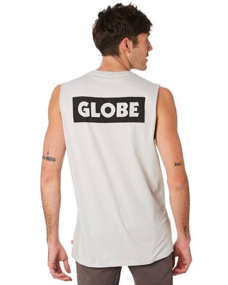 PUMICE MENS CLOTHING GLOBE SINGLETS - GB01912000PUM