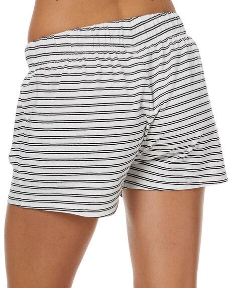 STRIPE WOMENS CLOTHING SWELL SHORTS - S8161240STR