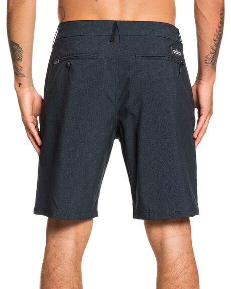 BLACK MENS CLOTHING QUIKSILVER SHORTS - EQYWS03653-KVJ0