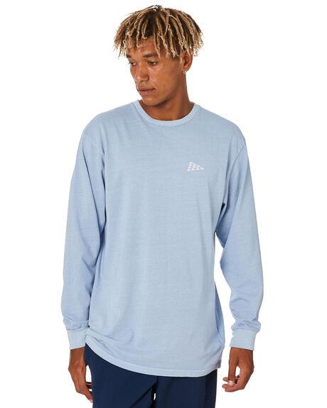 BLUE FOG MENS CLOTHING VANS TEES - VN0A49QJD2IBLUFG