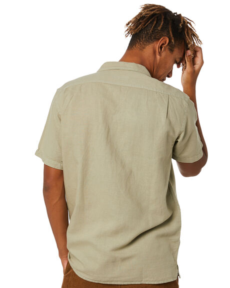 SAGE OUTLET MENS ACADEMY BRAND SHIRTS - BA899SAGE