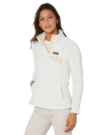 RAW LINEN WOMENS CLOTHING PATAGONIA JUMPERS - 25443RWX