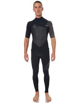 BLACK JET BLACK SURF WETSUITS QUIKSILVER STEAMERS - EQYW303006XKKK