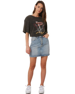 MULTI WOMENS CLOTHING MINKPINK TEES - MP1906000MUL