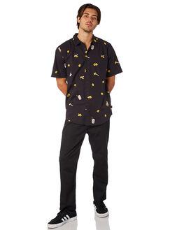 NOIR MENS CLOTHING GLOBE SHIRTS - GB01824007NOIR