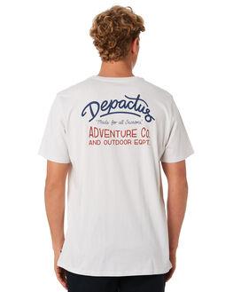SEA SALT MENS CLOTHING DEPACTUS TEES - D5202004SEAST