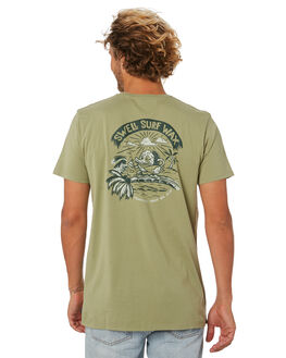 SEAWEED MENS CLOTHING SWELL TEES - S5202022SEAWD