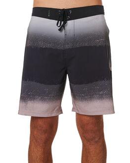 BLACK MENS CLOTHING HURLEY BOARDSHORTS - CI2615010
