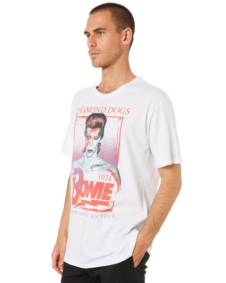 WHITE MENS CLOTHING SUNNYVILLE TEES - 48M0031WHT