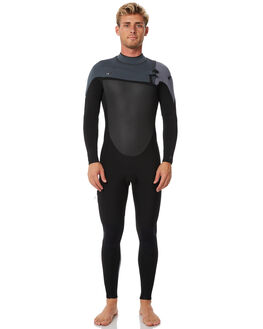 BLACK GRAPH SMOKE SURF WETSUITS O'NEILL STEAMERS - 4768OAT27