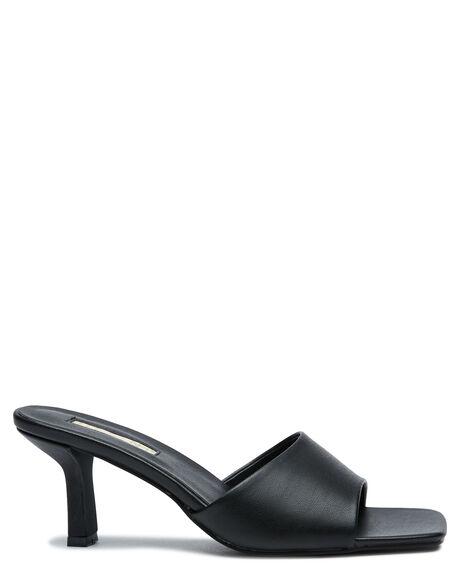 BLACK WOMENS FOOTWEAR BILLINI HEELS - H1528BLK