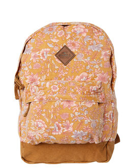 VINTAGE SUNFLOWER WOMENS ACCESSORIES O'NEILL BAGS + BACKPACKS - 4522207-VSF