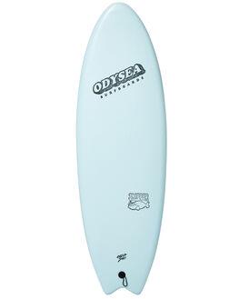 SKY BLUE SURF SOFTBOARDS CATCH SURF PERFORMANCE - ODY56PRO-QSK17