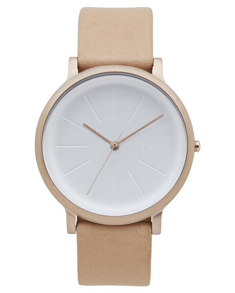 ROSE GOLD WOMENS ACCESSORIES RIP CURL WATCHES - A3169G4093