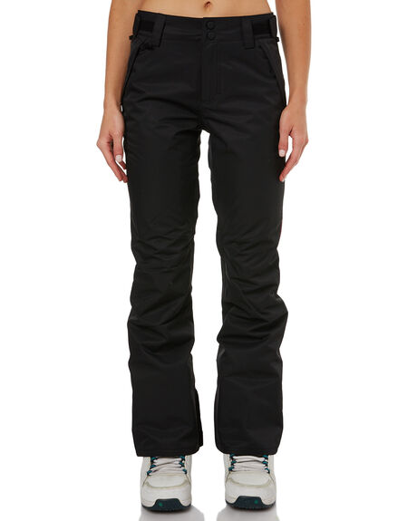 BLACK SNOW OUTERWEAR BILLABONG PANTS - F6PF01BLK
