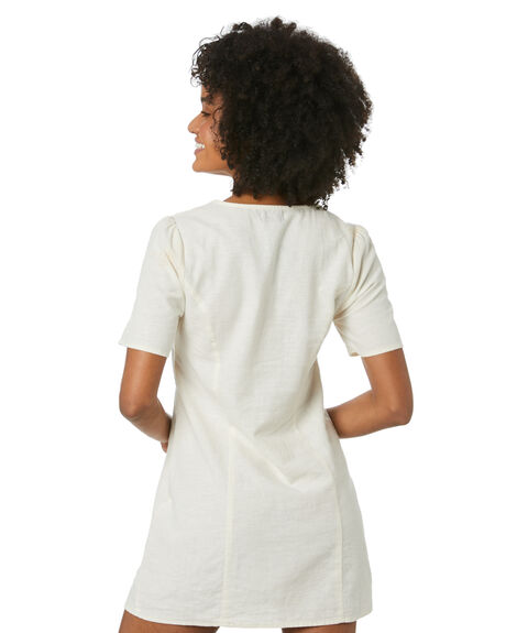 HERITAGE WHITE WOMENS CLOTHING THRILLS DRESSES - WTR20-905AHWHT