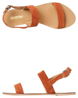 TERRACOTTA WOMENS FOOTWEAR JUST BECAUSE FASHION SANDALS - MAPR16013BTERRA