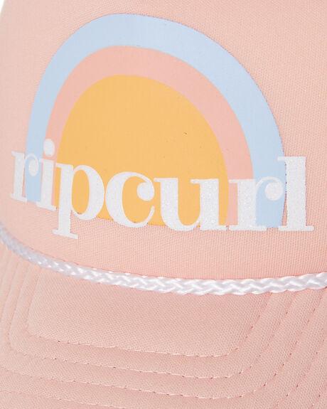 PEACH KIDS GIRLS RIP CURL HEADWEAR - FCAAA10165