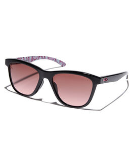 POLISHED BLACK UNISEX ADULTS OAKLEY SUNGLASSES - OO9320-15PBLK