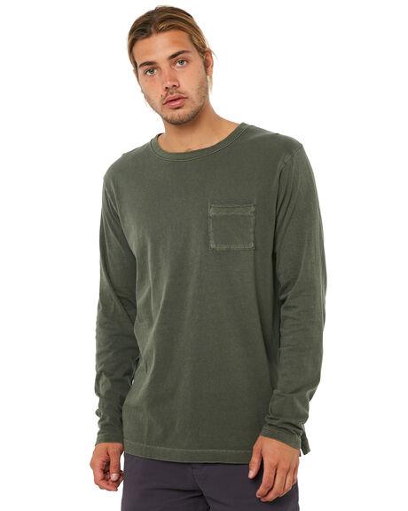 KELP MENS CLOTHING MCTAVISH TEES - MA-18LS-01KELP