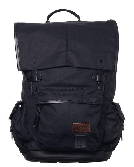 ALL BLACK MENS ACCESSORIES NIXON BAGS + BACKPACKS - C2678001
