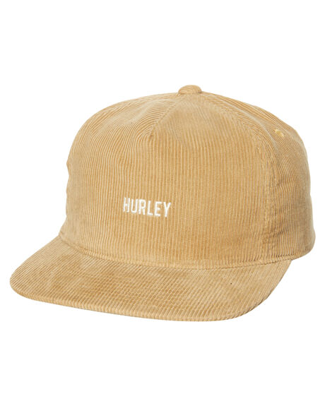 KHAKI MENS ACCESSORIES HURLEY HEADWEAR - AJ5131235