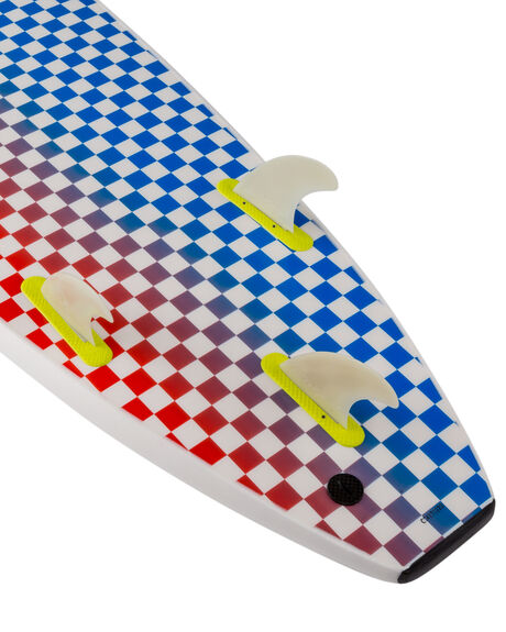 WHITE BOARDSPORTS SURF CATCH SURF SOFTBOARDS - 21-ODY70WH21