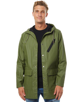 FOUR LEAF CLOVER MENS CLOTHING QUIKSILVER JACKETS - EQYJK03309GPH0