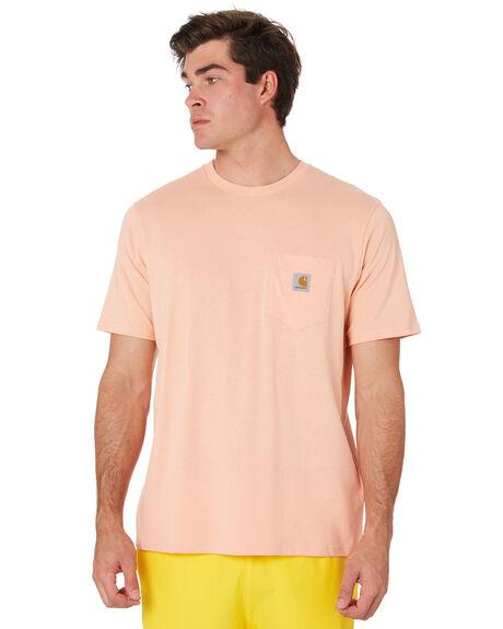 PEACH MENS CLOTHING CARHARTT TEES - I022091A0
