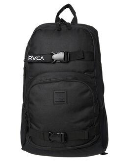 BLACK MENS ACCESSORIES RVCA BAGS + BACKPACKS - R381452BLK