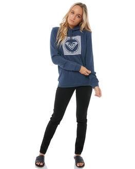 DRESS BLUES WOMENS CLOTHING ROXY JUMPERS - ERJFT03729BTK0