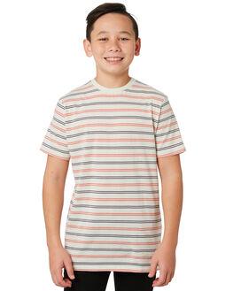 BEIGE KIDS BOYS SWELL TOPS - S3193001BEIGE