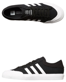 BLACK WHITE BLACK MENS FOOTWEAR ADIDAS SNEAKERS - SSF37383BLKM