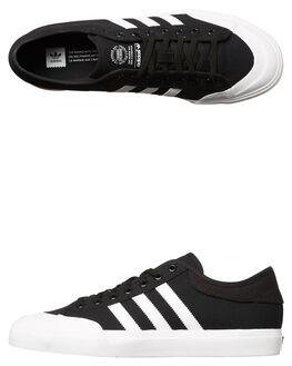 BLACK WHITE BLACK WOMENS FOOTWEAR ADIDAS SNEAKERS - SSF37383BLKW