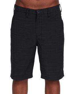 BLACK 2 MENS CLOTHING BILLABONG SHORTS - 9585709BLK